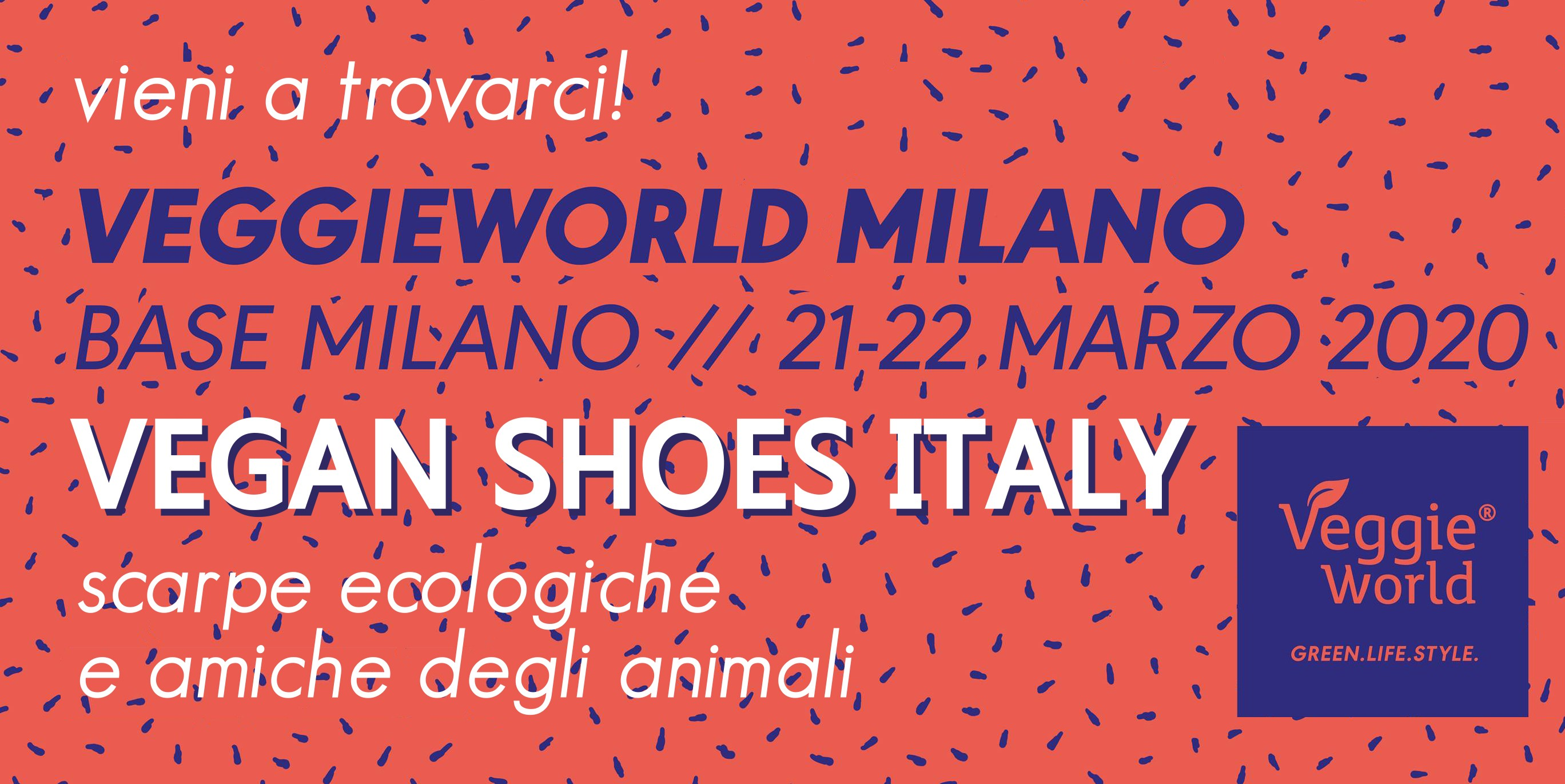 vegan shoes italy al veggie world 2020 milano