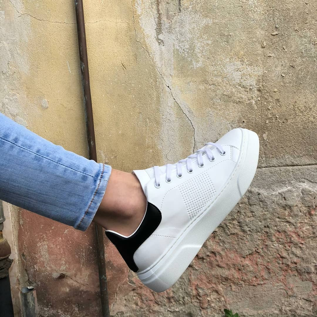 sneakers vegan donna bianche