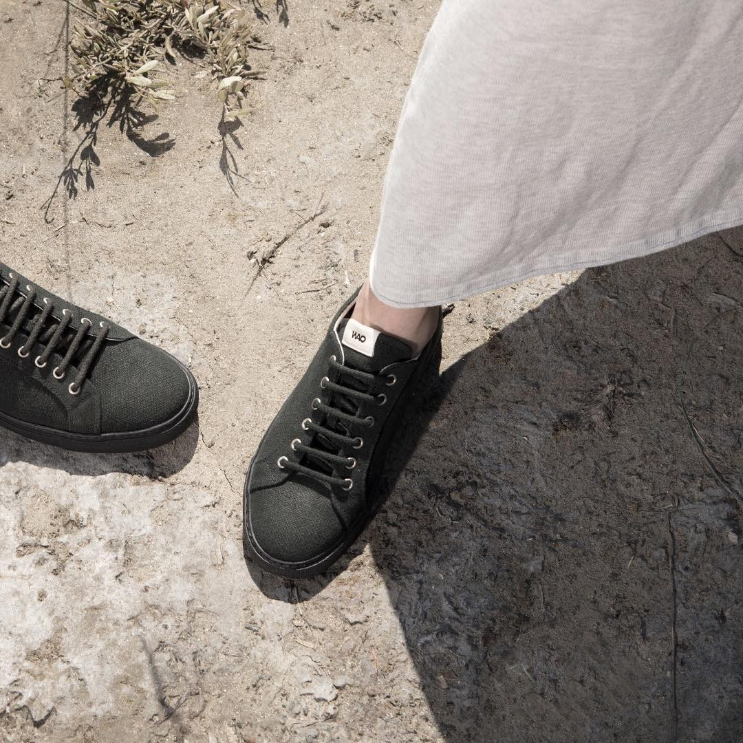 wao hemp sneakers vegan