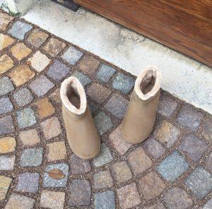 Boot vegan impermeabile finto pelo inverno