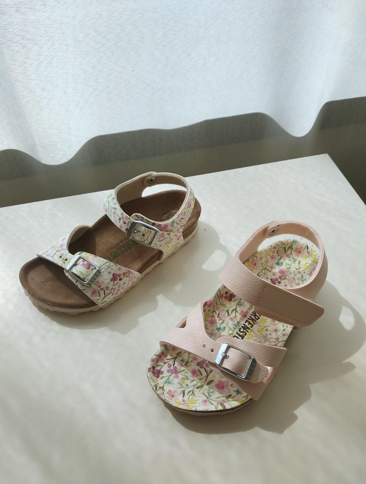 scarpe vegan bimbi sandaletti birkenstock