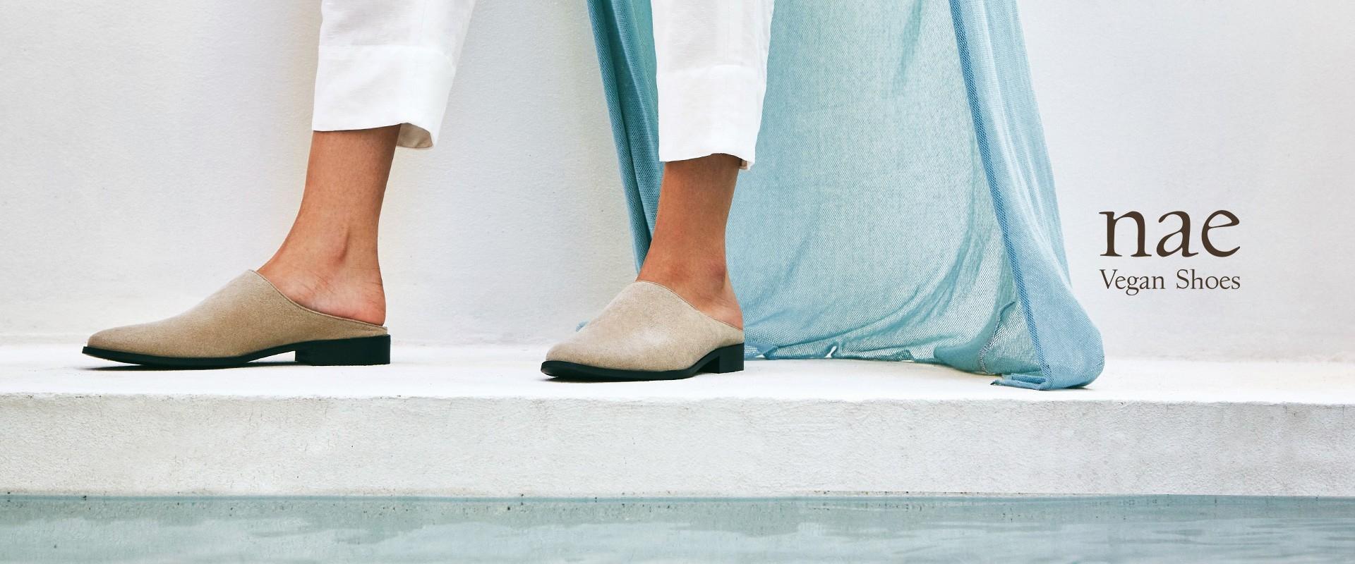 Nae ZOE ciabatta mocassino Donna sabot vegan shoes