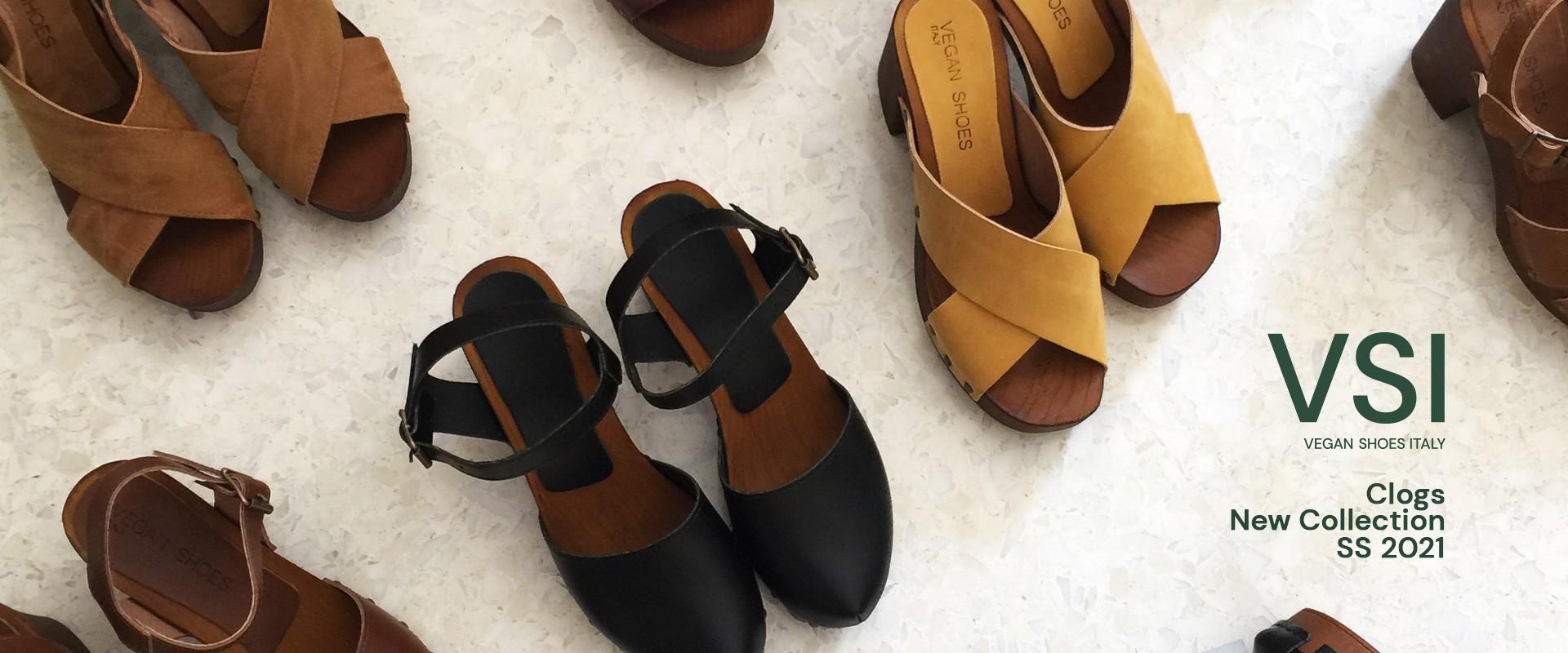 VSI Vegan Shoes Italy clogs SS 2021